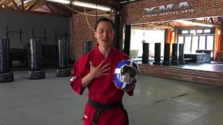 Mike Chat- XMA Founder and Former Blue Power Ranger message to AMA