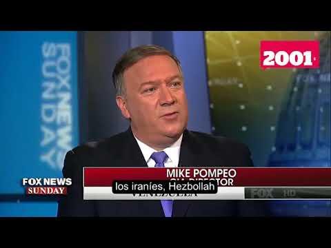 Director de la CIA: Irán y Hezbollah están en Venezuela