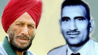 Milkha Singh & Paan Singh Tomar - Two Indian Athletes