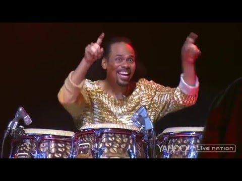 Santana - Presentacion Musicos