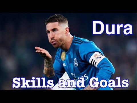 Sergio Ramos •Defensive• Skills And Goals •Dura