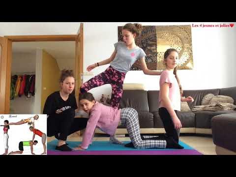 Yoga challenge 3❤️