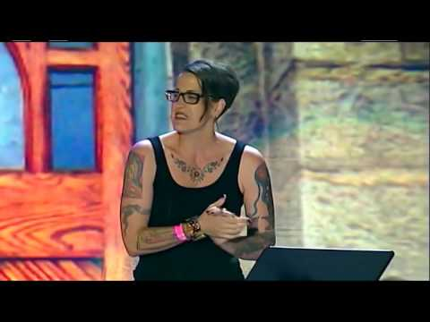 Lutheran Theology in 90 Seconds -- Nadia Bolz Weber