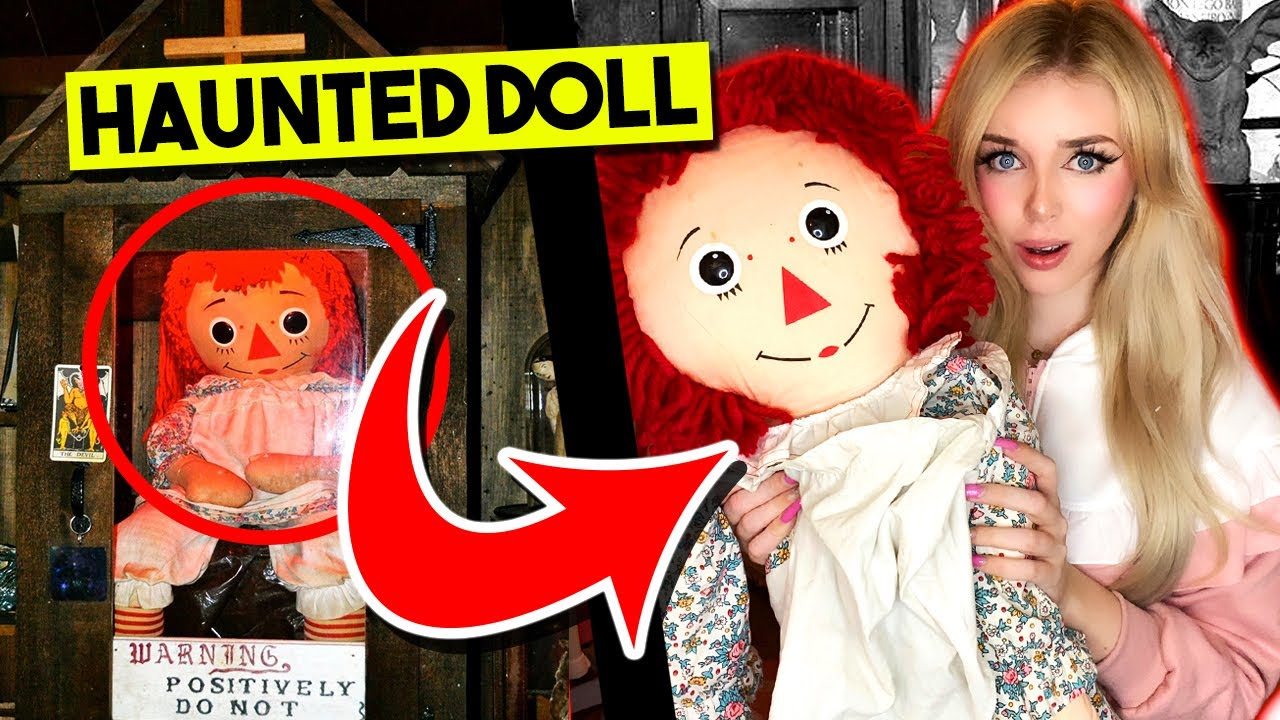 Download I Bought a HAUNTED ANNABELLE DOLL... (The SCARY CURSE of the Annabelle Doll)