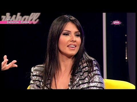 Tanja Savi imitira koleginice (Ami G Show S12)