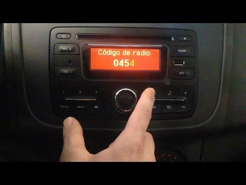 Dacia - Enter Code Radio