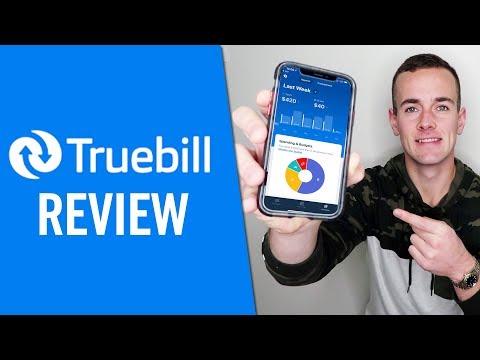 Truebill App Review   Best Personal Finance/Budgeting App In 2021?
