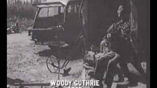 Woody Guthrie - 1945