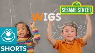 Sesame Street: Play Inside the Letter W