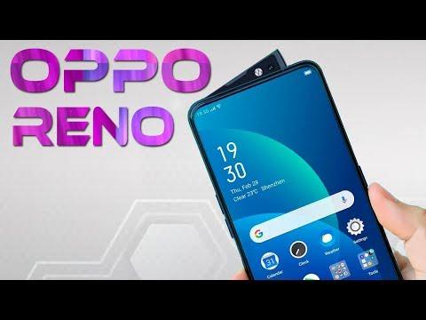 Oppo Reno Характеристики, дизайн, цена