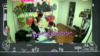 [CC EngSub] Roommate 2 Ep 24 - JackJi miss Sunny & Jackson and Sunny (SNSD) face mask time