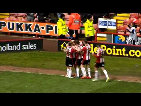 Top 3: Marc McNulty's Sheffield United goals