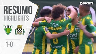 Highlights   Resumo: Tondela 1-0 Boavista (Liga 18/19 #30)