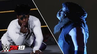 WWE 2K19 - Official Velveteen Dream NXT Entrance & New Bludgeon Brothers Screenshot!