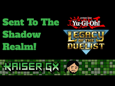 The Unstoppable Exodia! - Checking Out: Yu-Gi-Oh! Legacy of the Duelist |