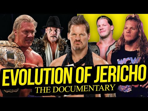 EVOLUTION OF JERICHO | From Lionheart To Le Champion (Chris Jericho Documentary)