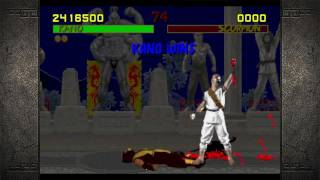 Mortal Kombat Arcade Kollection - Launch Trailer (PC, PS3, Xbox 360)