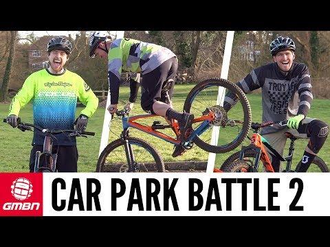 Car Park Trick Battle 2! Brendan Fairclough Vs Olly Wilkins Vs Blake Samson