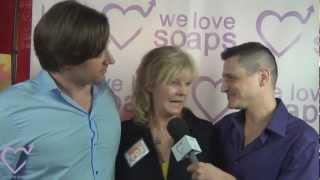 Ellen Dolan & Tom Degnan Reunite & Talk AS THE WORLD TURNS, EMPIRE, Reserved For Rondee & More