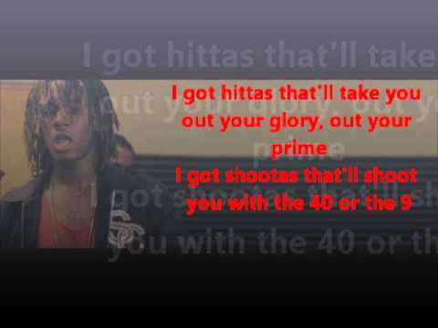 Lil Jay #00 - Take you out your glory [Lyrics]