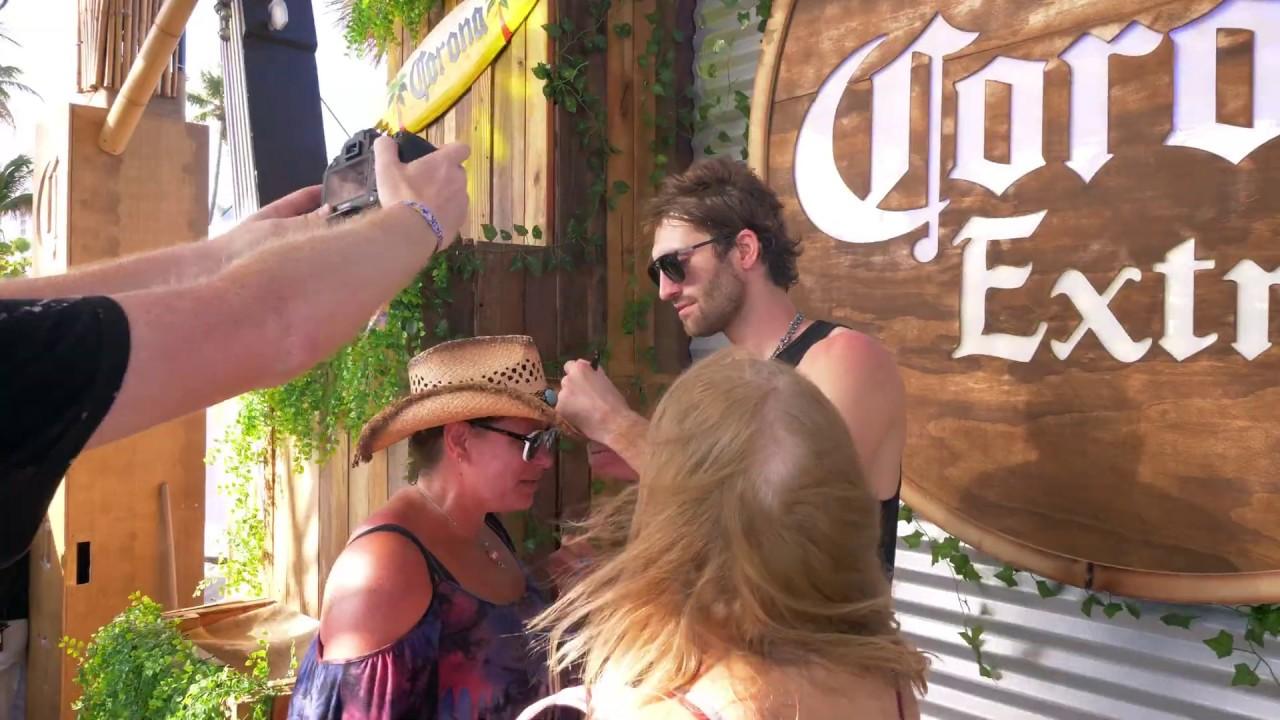Tortuga Music Festival Corona Video 2019