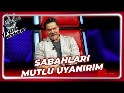 Beyaz'ın Örneği Stüdyoyu Kahkahaya Boğdu! | O Ses Türkiye 18. Bölüm