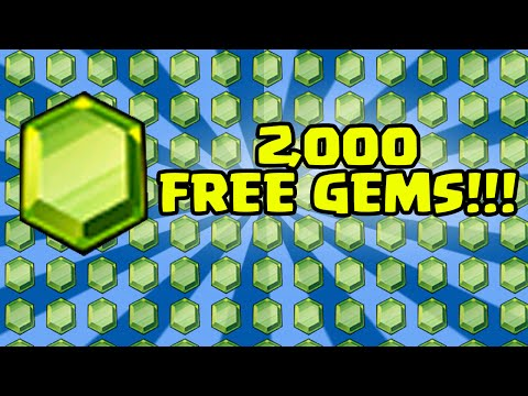 Clash of Clans [2000 FREE GEMS! How To Get FREE GEMS + Epic Moments & Funny Attack Compilation!]