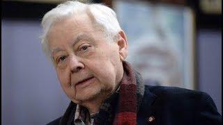 Какое горе!!! - Олег Табаков вышел из комы, но никого не узнает!!!