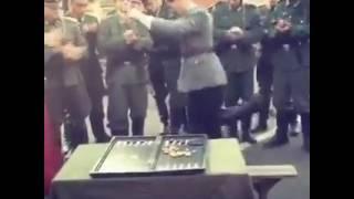 Абхазы заставили Гитлера танцевать