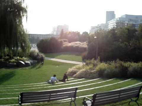 Toronto Music Garden -- Toronto