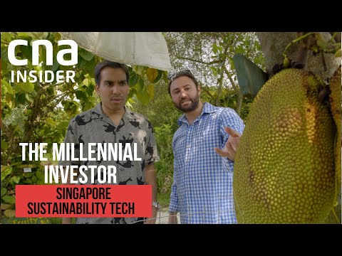 Cashing In On Singapore's Sustainability Technology Sector   The Millennial Investor   Full Episode