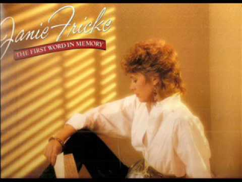 Janie Fricke ~ Your Heart's Not In It (Vinyl)