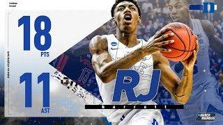 Gambar cover R.J. Barrett: Double-double in Duke's Sweet 16 victory over Virginia Tech