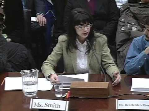 "March 2nd, 2009: Select Committee Briefing, ""Youth Climate: Green Jobs, Clean Futures"""