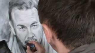 видео Заказать портрет маслом на холсте