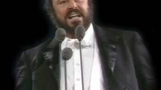 Luciano Pavarotti & U 2 --  Miss Sarajevo -- The Best clipe