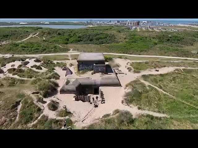 ijmuiden bunkers