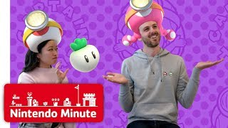 Download Captain Toad: Treasure Tracker - Special Episode DLC Co-op Gameplay - Nintendo Minute Mp3 and Videos