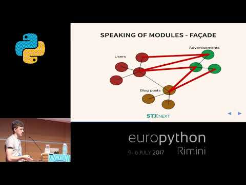 Sebastian Buczyński - Why you don't need design patterns in Python?