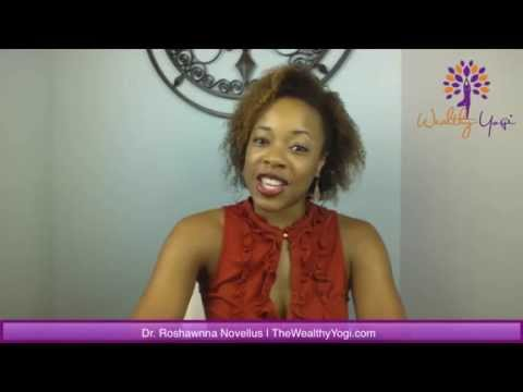Wealthy Yogi Tips - Being Mindful with your Energy Level