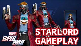 MARVEL Super War Star Lord (Marksman) Gameplay MVP