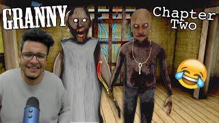 Granny (Chapter 2) Horror Game | Granny Aur Grandpa Ne Milke Peeta