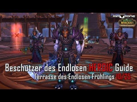 Beschutzer Des Endlosen Heroic Guide 10 25 Terrasse Des Endlosen