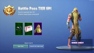*UNLOCKING* The Bunker Jonesy Skin In Fortnite...!!!