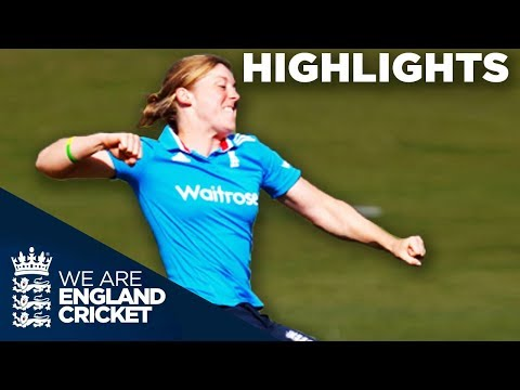 Download Highlights - England Women beat India Women in 1st Royal London ODI Images