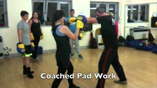 Eric Liddell Boxercise
