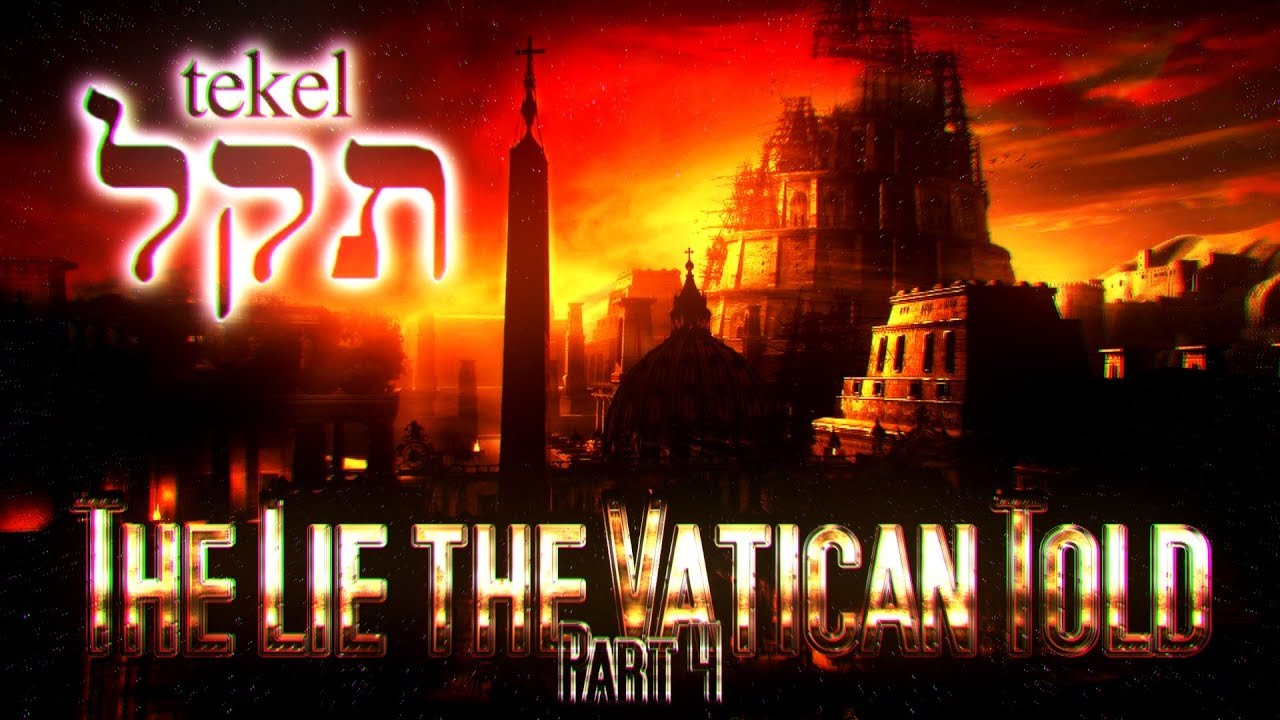 YRFT - PART 4B - The LIE The VATICAN TOLD - The COVENS of AZAZEL - Mirror Video