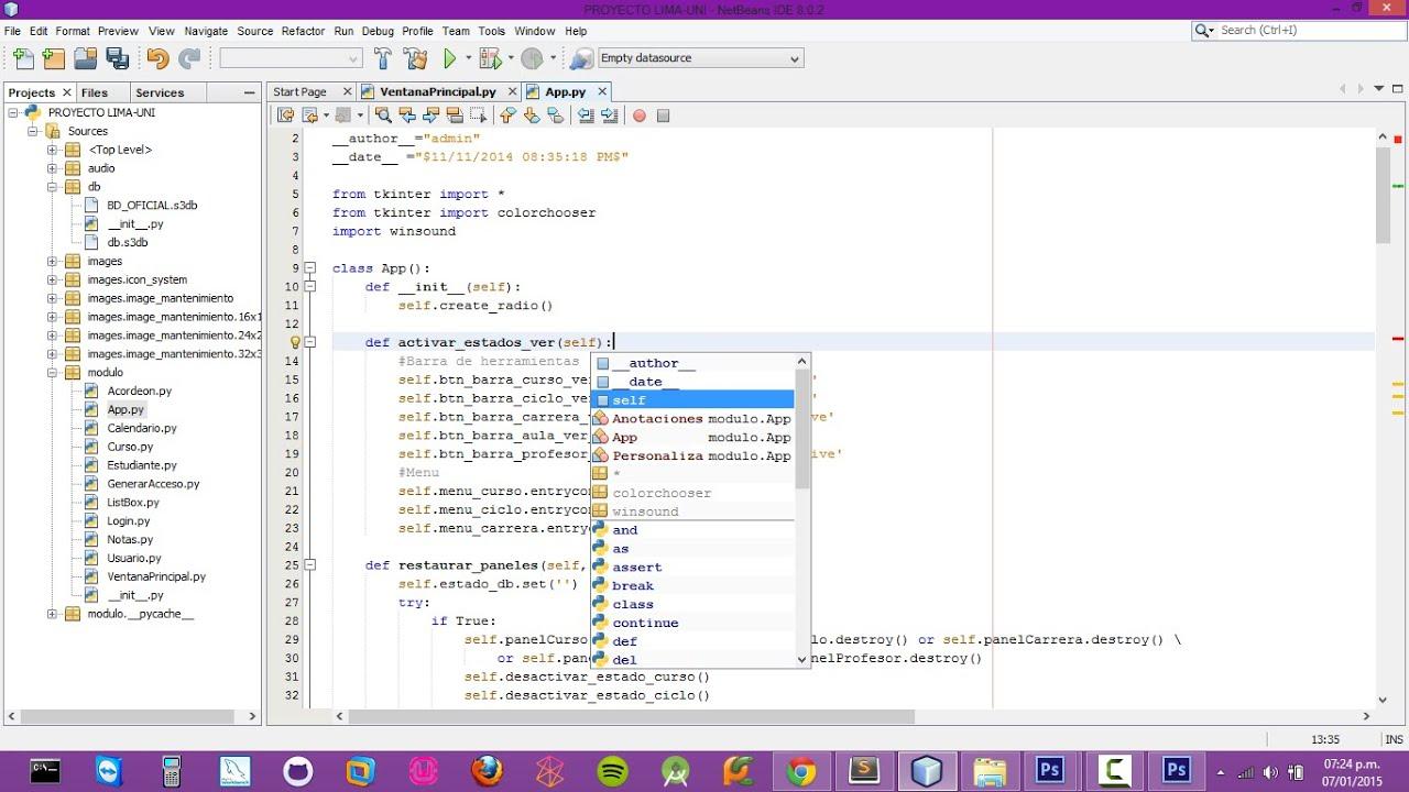 2. Configurando Python en Netbeans - YouTube