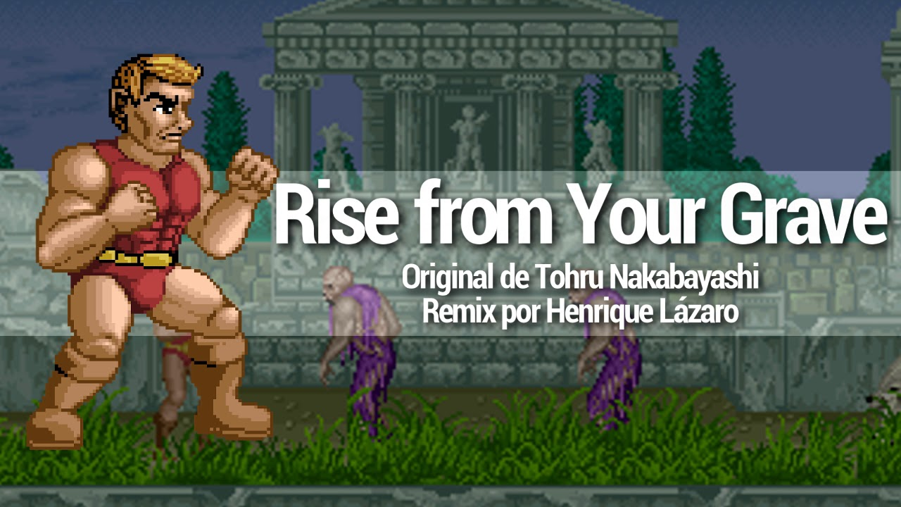 Altered Beast Rise From Your Grave Remix Youtube