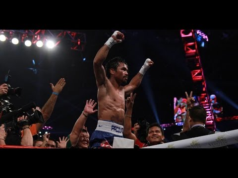 Manny Pacquiao vs. Chris Algieri''Old Pacquiao is Back, Impressive Victory''